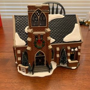 Department 56 Holiday - New Hope Church